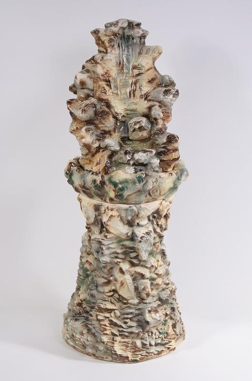 Напольный фонтан «Эльбрус»
