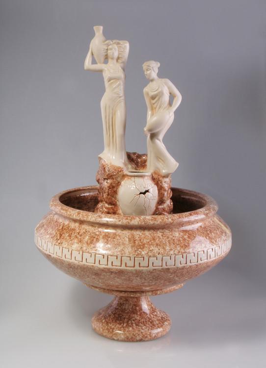 Настольный фонтан «Данаиды»