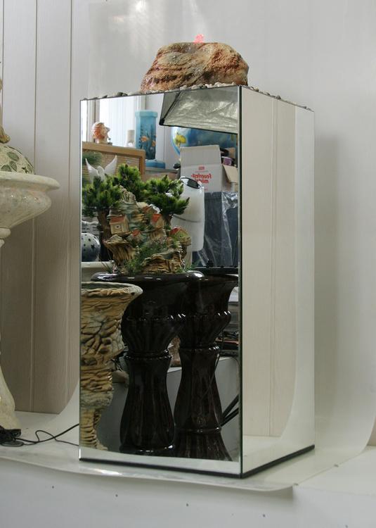 Напольный фонтан «Зеркальный»