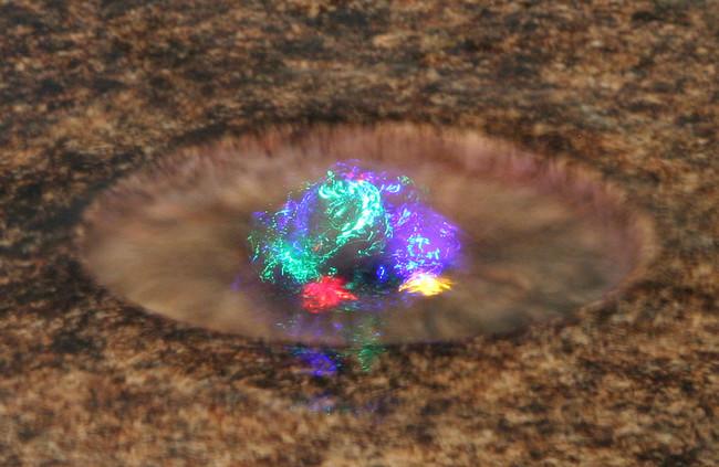 Настольный фонтан «Орбита»