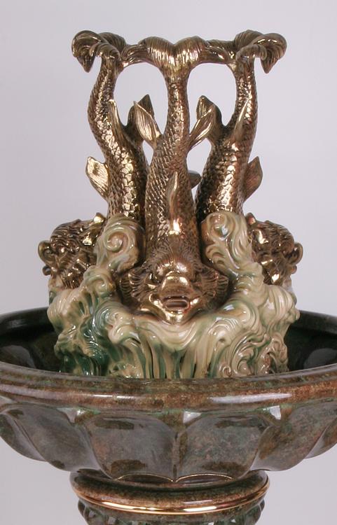 Напольный фонтан «Триада»