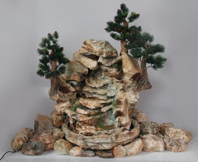 Настольный фонтан «Сосновый берег»