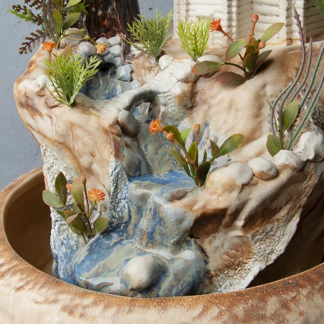 Настольный фонтан «Возвращение»
