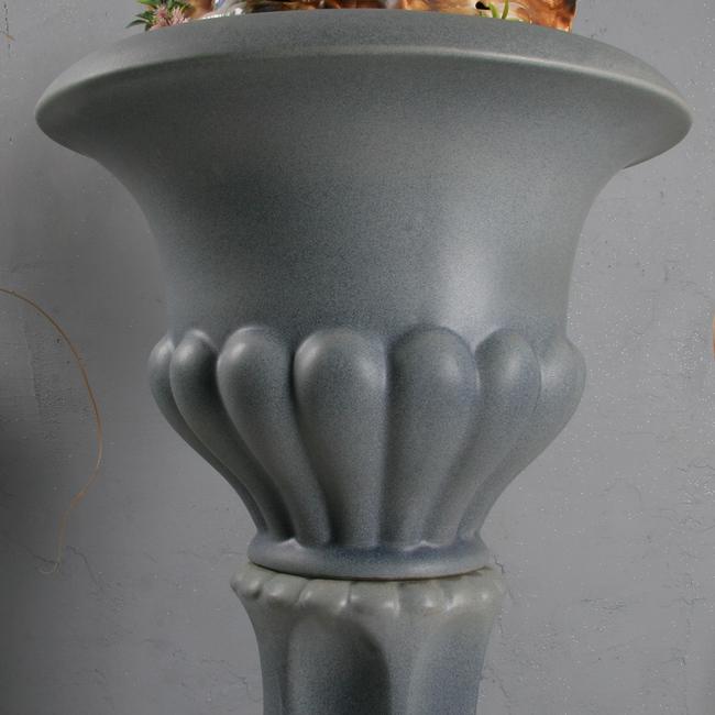 Напольный фонтан «Мираж классика синий опал»
