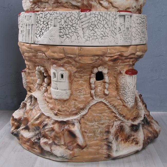 Напольный фонтан «Изумрудный город»