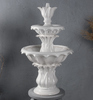 Напольный фонтан «Лотос средний»